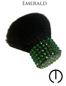Swarovski Loose Powder Makeup Brush - Multiple Colors Available-Makeupology
