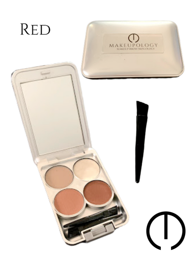 Brow Quad Creme Compact - Multiple Colors Available