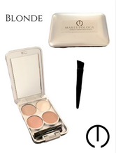 Load image into Gallery viewer, Brow Quad Creme Compact - Multiple Colors Available