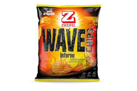 Wave Chips Inferno 120g