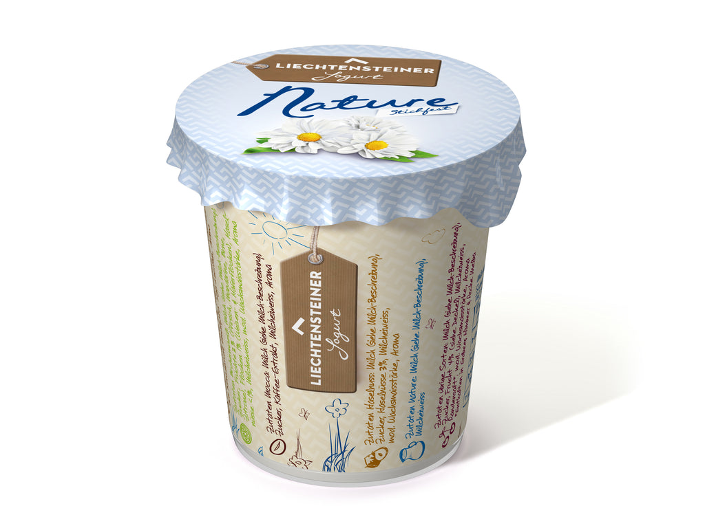 Liechtensteiner Jogurt Nature 180g