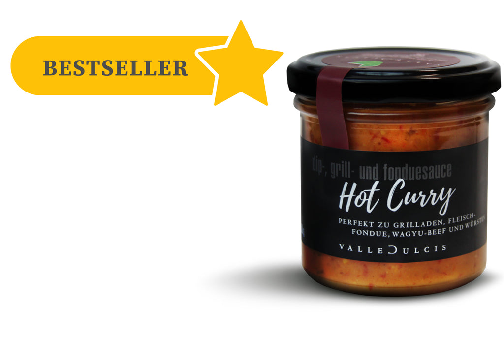 Sauce Hot Curry  150g