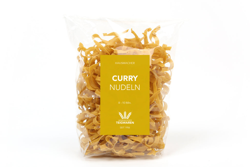 Curry Nudeln 350g