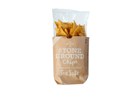 Bio Knospe Tortilla Chips Sea Salt 150g