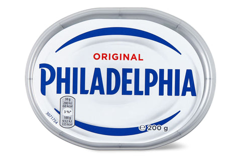 Philadelphia Original Nature 200g