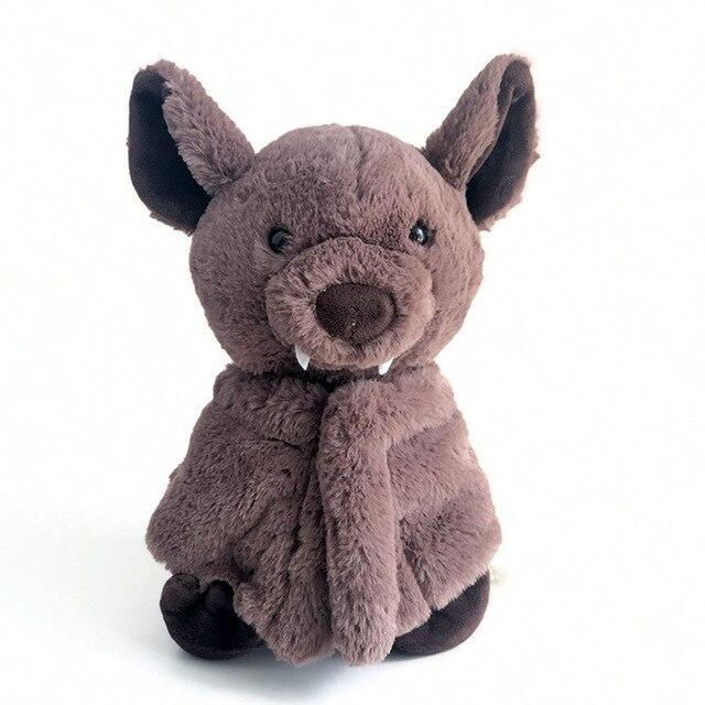 Plushies & Co ™ Brown The Chonky Bat