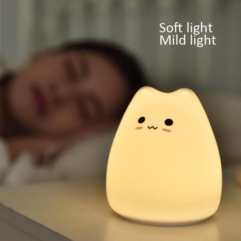 Plushies & Co ™ Chonky Cat Lamp