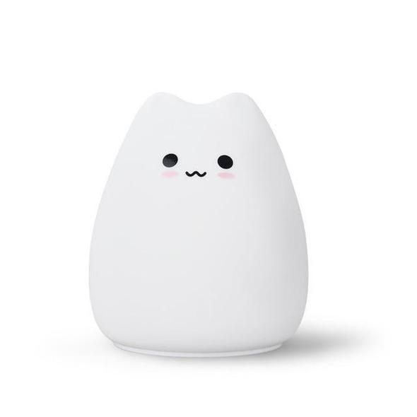 Plushies & Co ™ Shy Chonky Cat Lamp