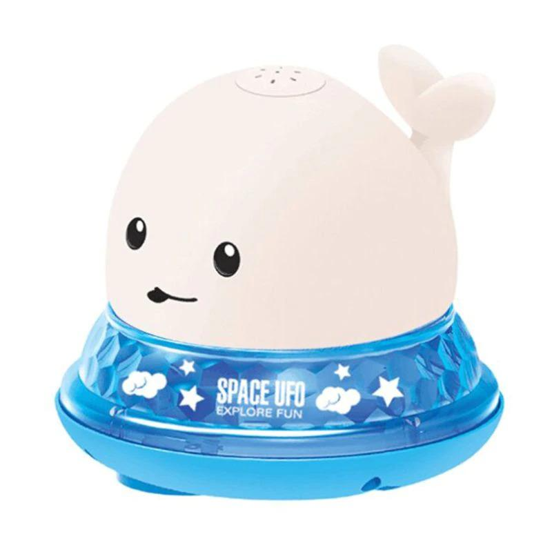 Plushies & Co ™ White Chonky Whale UFO