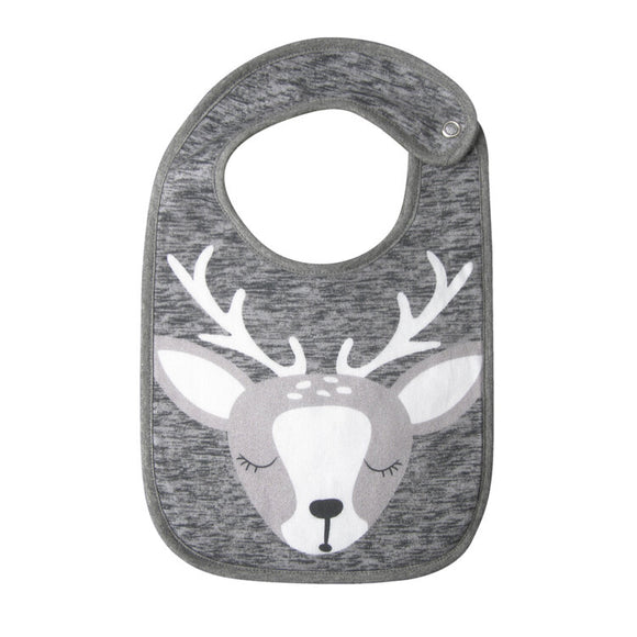 DEER FACE BIB