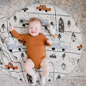 CONNOR CARS PLAYMAT