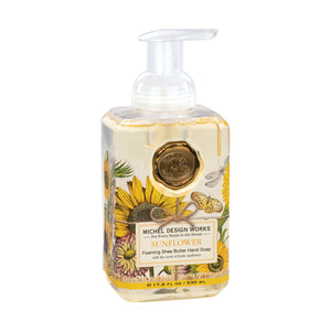 SUNFLOWER FOAMING SOAP