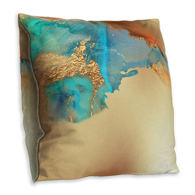 Marble Texture Pillow Case