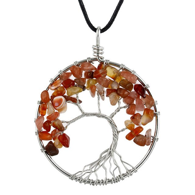 Tree of Life Neck