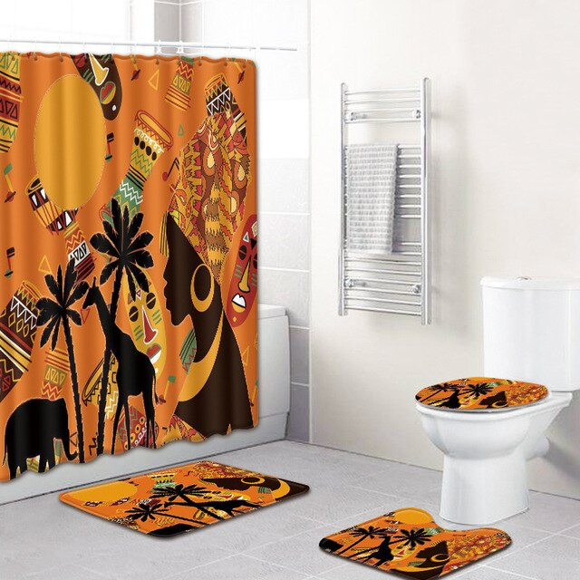 African Energy Shower Accessories