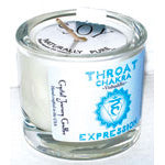 Throat Chakra Expression Candle