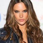 alessandra ambrosio celebrity hair