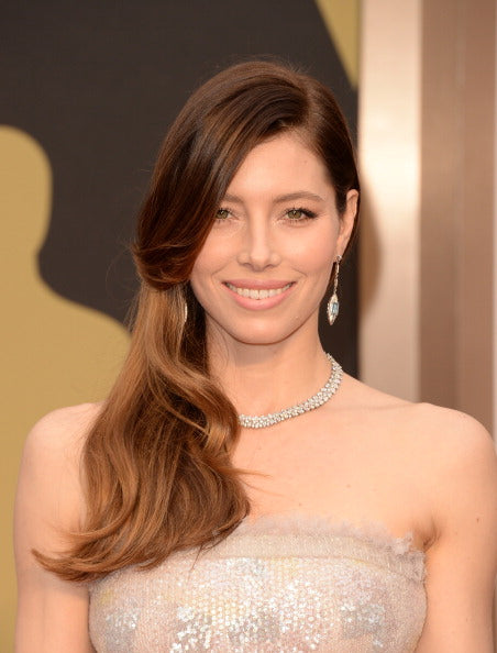 How to Create Your Own Oscar Celebrity Hairstyle | Leyla ...