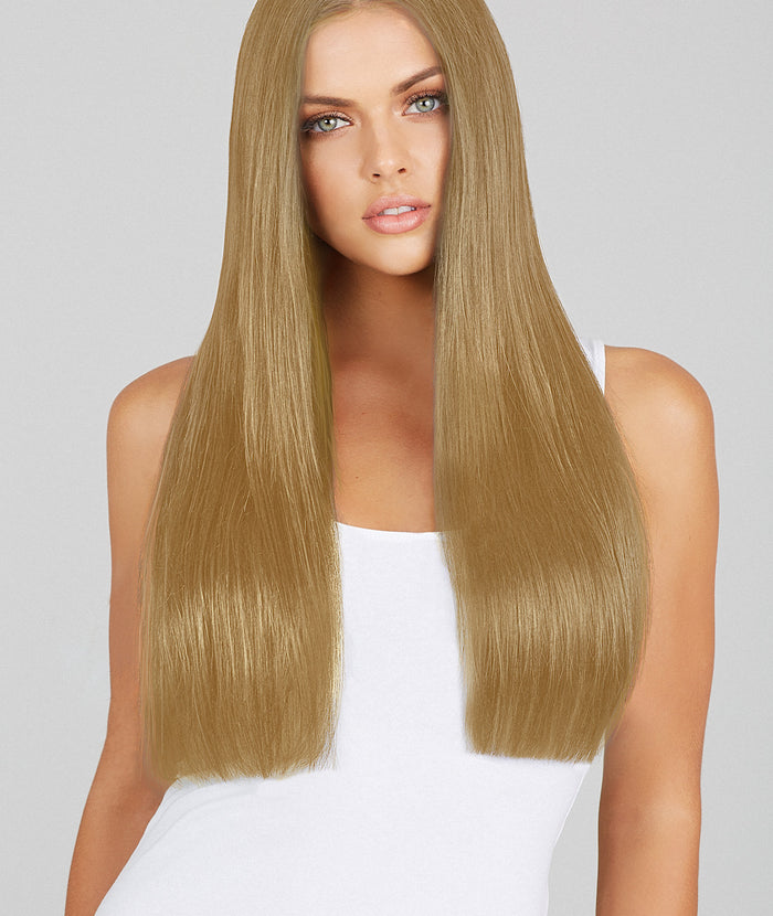 Dirty Blonde 20 Inch Clip In Hair Extensions Leyla Milani Hair
