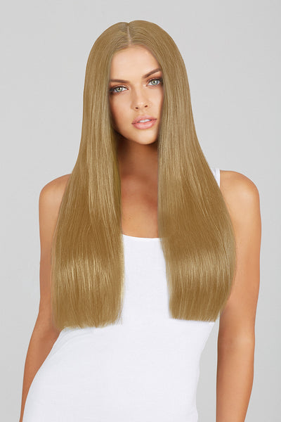 "#18 Dirty Blonde 20"" Clip In Hair Extensions"