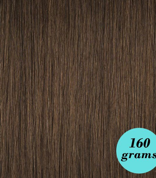 "#5A Ash Brown 20"" Clip In Hair Extensions"