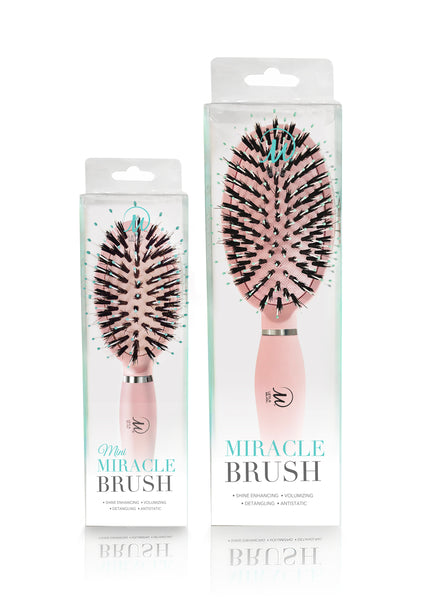 PINK EDITION- Miracle Brush & Mini Miracle Brush Bundle