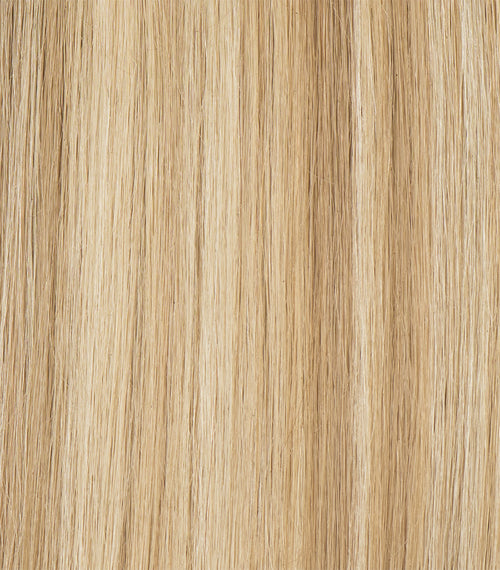 "#60/22/18 Mixed Blonde 24"" Clip In Hair Extensions [Highlight Edition]"