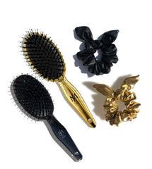 Black and Gold Power Couple Brush Bundle
