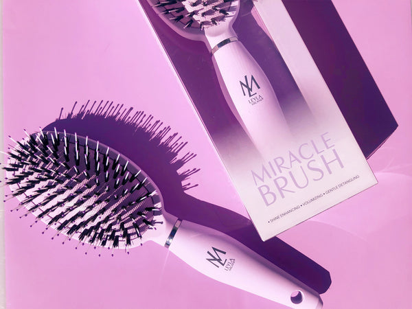 Lilac Miracle Brush
