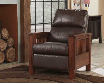 Santa Fe High Leg Recliner - Ashley Furniture