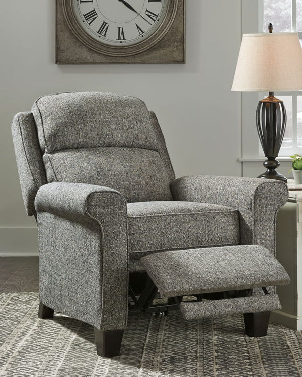 Evanside Low Leg Power Recliner - Ashley Furniture (5207919788170)