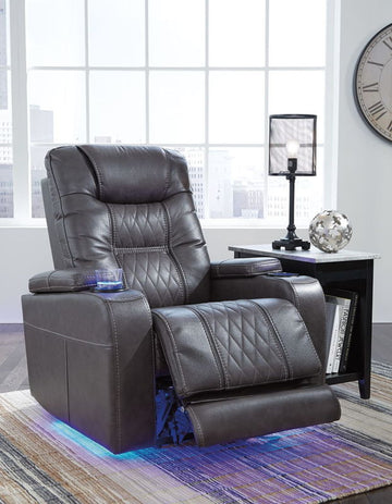 Composer Power Recliner - Ashley Furniture