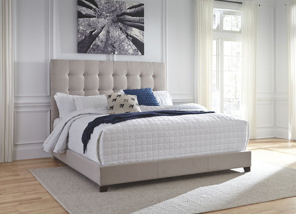Dolante Upholstered Bed - Ashley Furniture
