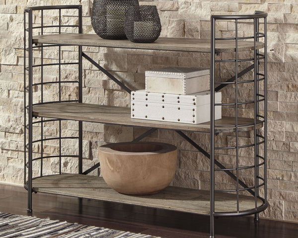 Flintley Bookcase - Ashley Furniture