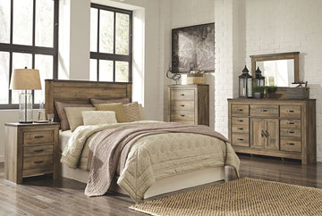 Trinell Bedroom Collection - Ashley Furniture