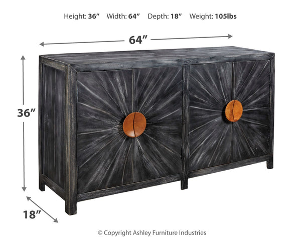 Kademore Accent Cabinet - Ashley Furniture
