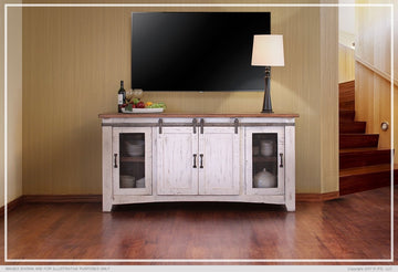 TV Stands - Pueblo White IFD