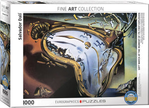 Puzzle - 1000pc (Eurographics) - Soft Watch At Moment of First Explosion