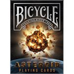 Playing Cards - Asteroid - Bicycle Brand