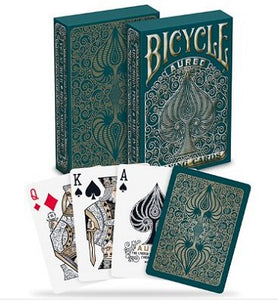 Playing Cards - Aureo Premium