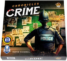 Load image into Gallery viewer, Chronicles of Crime