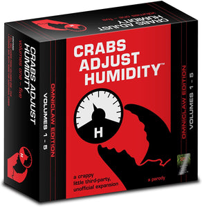 Crabs Adjust Humidity : Omniclaw Edition (Vol 1-5)