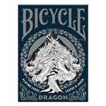 Load image into Gallery viewer, Playing Cards - Dragon - Bicycle Brand
