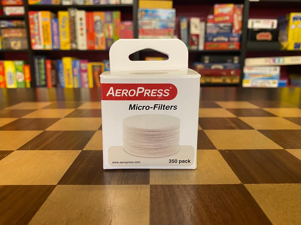 Coffee Microfilters (350 pack) - Aeropress
