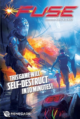 FUSE: This Game Will Self-Destruct in 10 Minutes