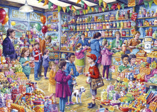 Load image into Gallery viewer, Puzzle - 1000pc (Gibsons) - The Old Sweet Shop