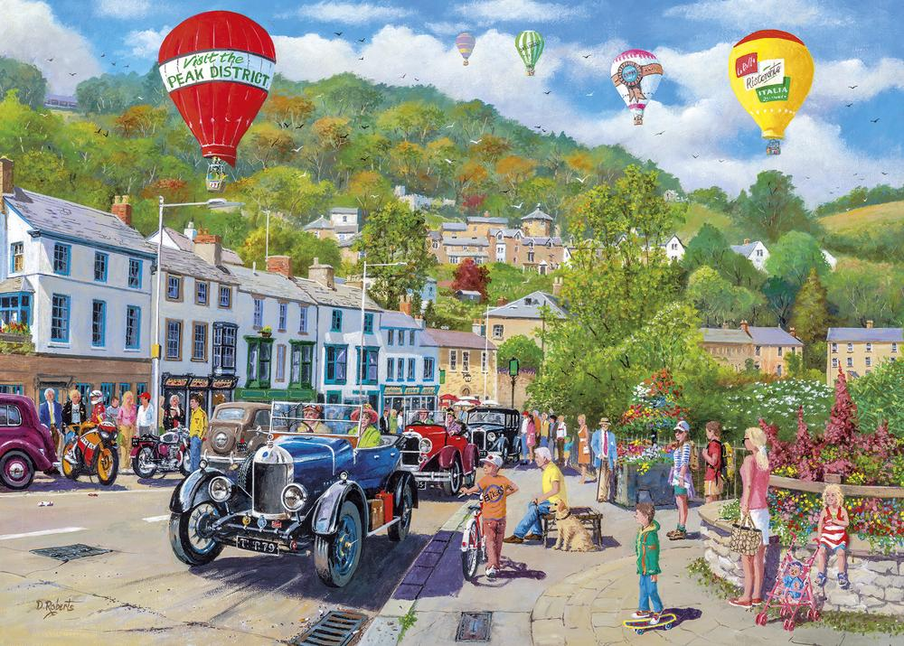 Puzzle - 1000pc (Gibsons) - Matlock Bath