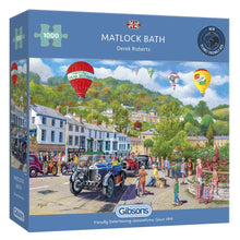 Load image into Gallery viewer, Puzzle - 1000pc (Gibsons) - Matlock Bath