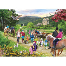 Load image into Gallery viewer, Puzzle - 1000pc (Gibsons) - Highland Hike