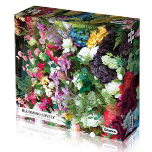 Puzzle - 1000 pc (Gibsons) - Blooming Lovely